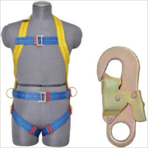 Double Lanyard Full Body Harness
