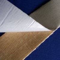 Silica Slit Tape With Adhesive Back