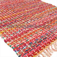 Indian Cotton Handmade Rag Rugs