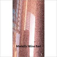 Metallic Wine Red Paints