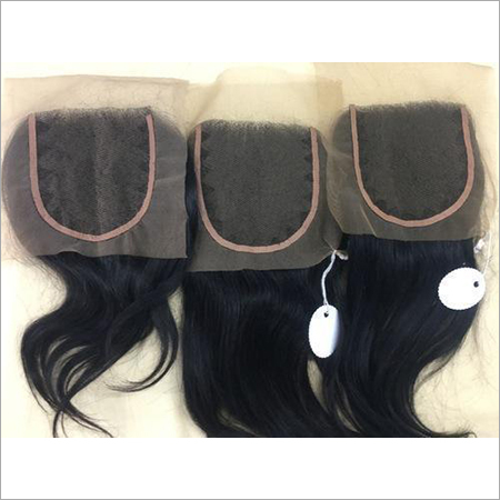 Closure Virgin Body Wave Hair