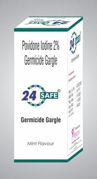 24 Safe Germicide Gargle
