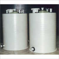 Spiral Vertical HDPE Storage Tanks