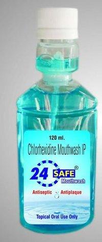 24 Safe Mouth Wash