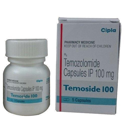 Temozolamide 100 mg