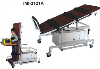 TILT TABLE, Adult, with Battery Backup (Electric Operated):