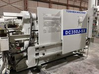 Used Toshiba 350T Die Casting Machine
