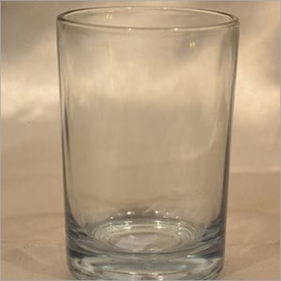 Cutting Glass Vase