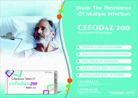 Truworth Cefodaz 200 / Cv / Ox (Cefpodoxime / + Clav / + Ofloxacin Tablets)