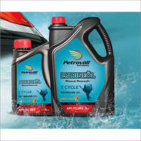 2 Engine Outboard Oil