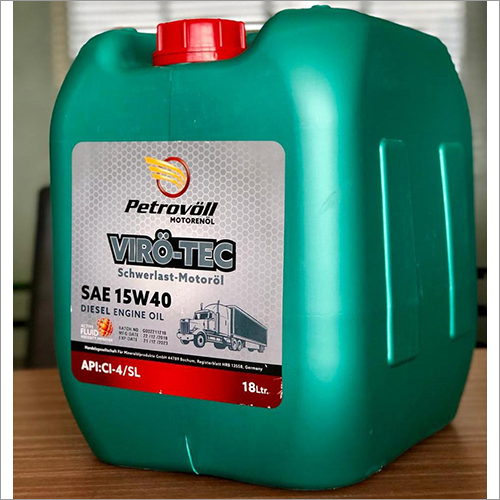 18 Ltr Diesel Engine Oil