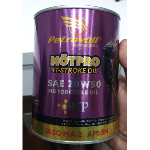 4T Stroke Motorcycle Oil