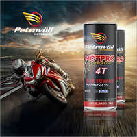 444 ml 4T Stroke Motorcycle Oil