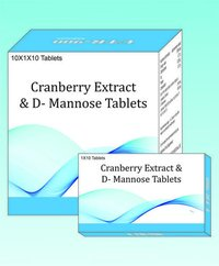 Mannose Tablet
