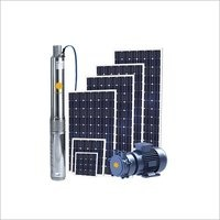7.5 HP Solar Water Pump
