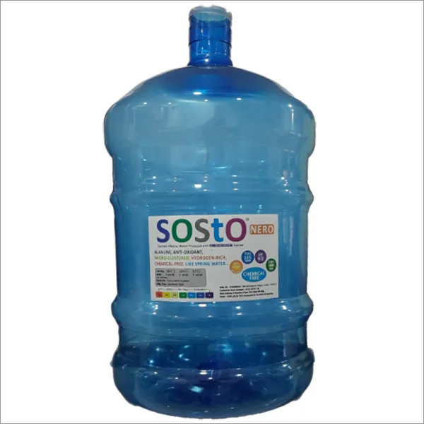 SOSTO- NERO Drinking Alkaline Water