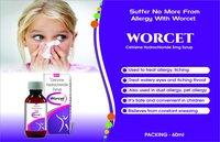 Truworth Worcet (Cetirizine Suspension Oral Drops)