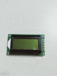 8x2 Lcd Display Module