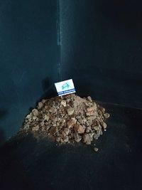 Piling  Grade Bentonite Lumps