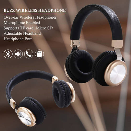 Buzz 2 in 1 Headphones