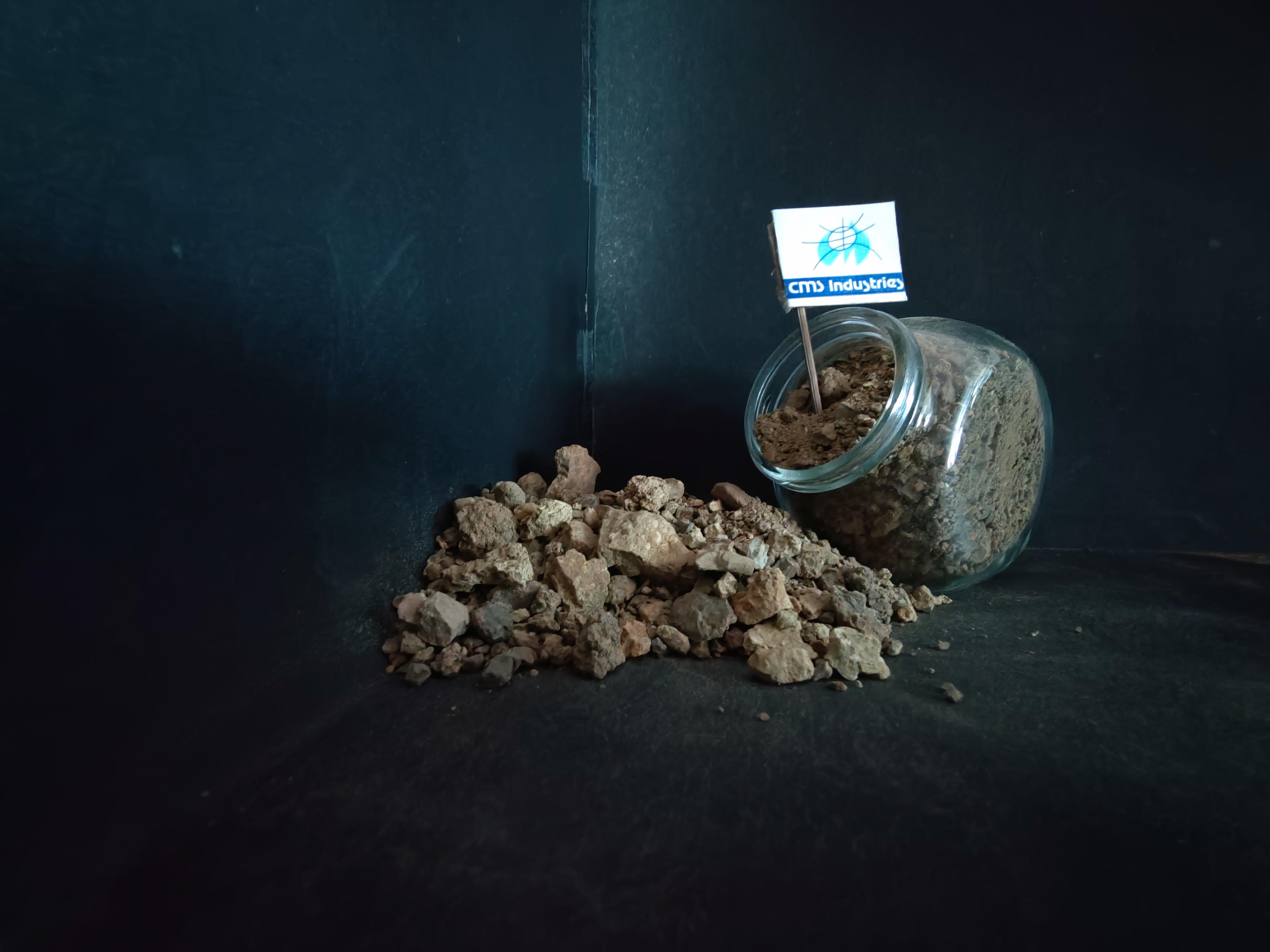 Geosynthetic Clay Linear Grade Bentonite Lumps