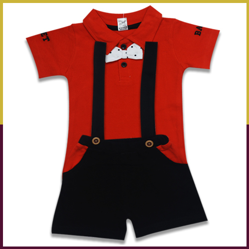 Sumix SKW 0147 Baby Boys Dungarees
