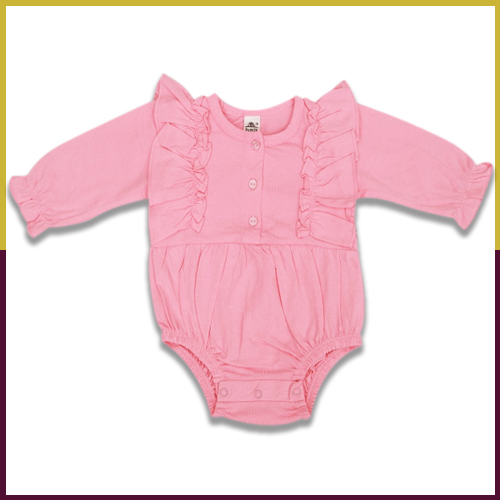Sumix SKW BG 023 Baby Girls Romper Suit