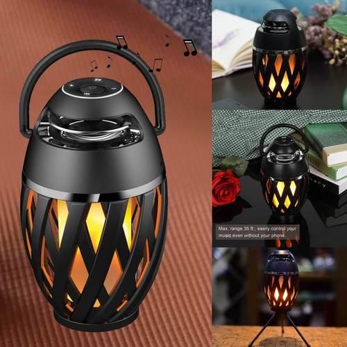 LED Bluetooth Flame Speaker