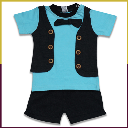 Sumix SKW 0149 Baby Boys Baba Suit