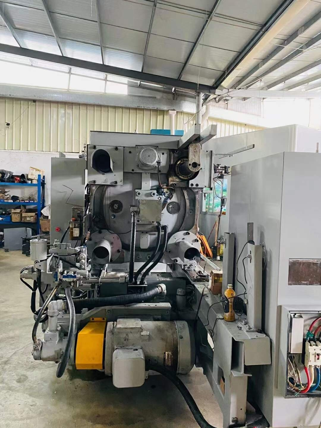 Used TOYO 350T Cold Chamber Die Casting Machine