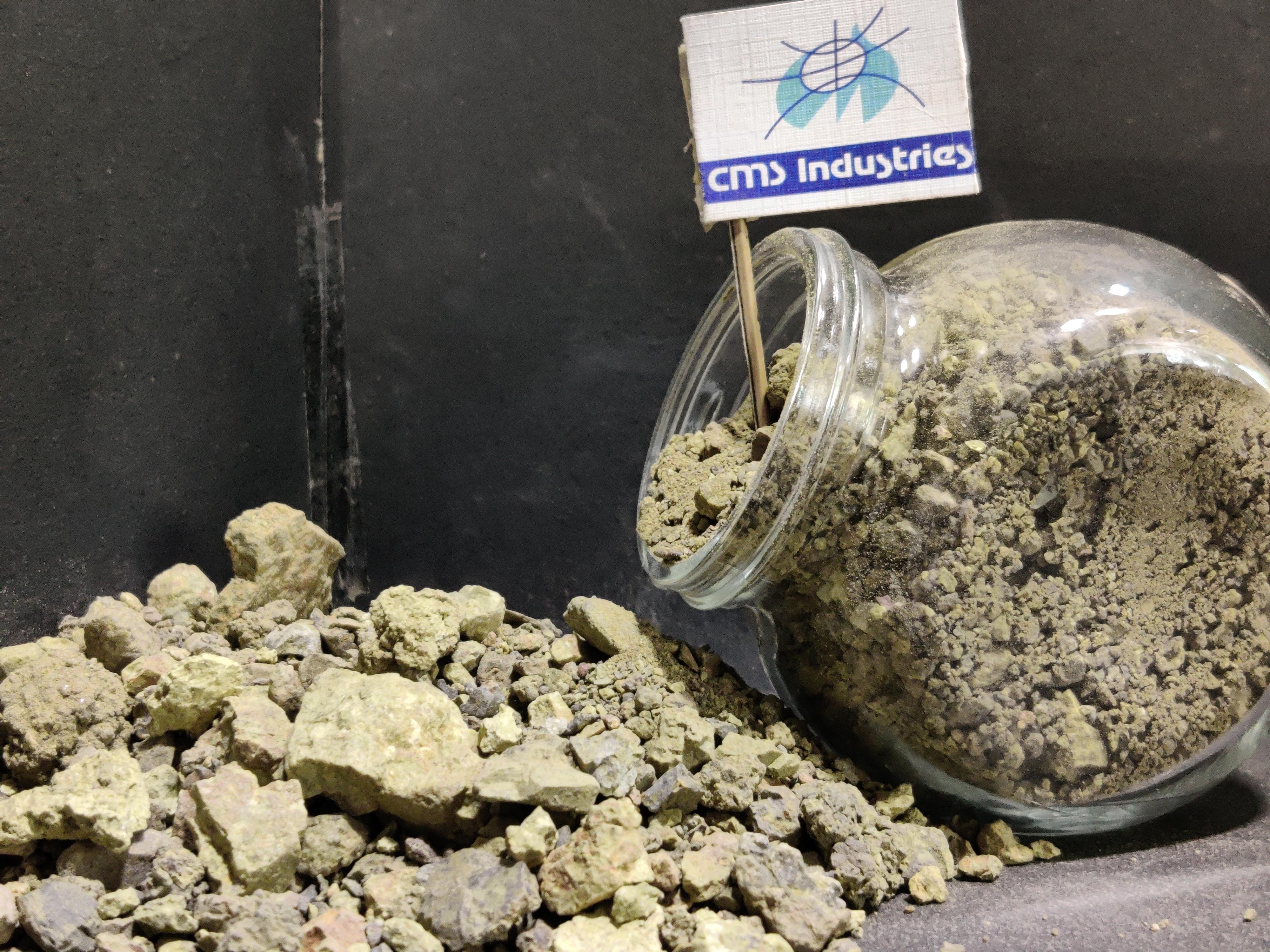 Calcium Grade Bentonite Lumps