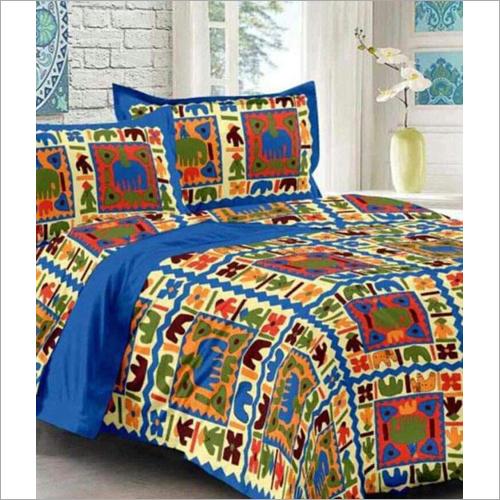 Designer Double Bedsheet
