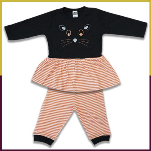 Sumix SKW 069 Baby Girls Romper Suit