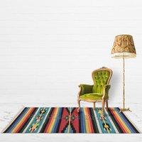 Cotton Handmade Kilim Carpets