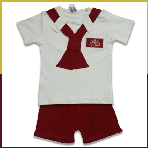 Sumix SKW 142 Baby Boys T-shirts and Shorts