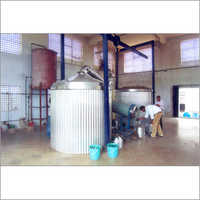 Distillation Plant For Aromatic Grasses
