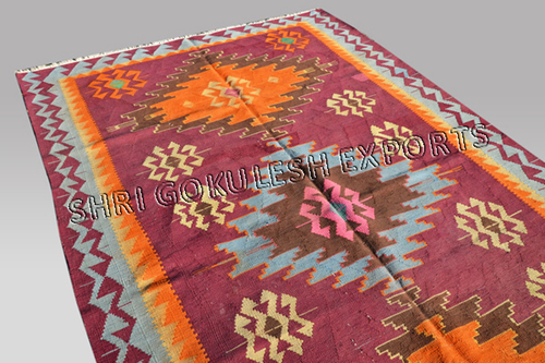 Home Decor Cotton Kilim rugs