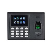Fingerprint Time & Attendance with Access Control System