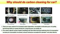 Kalher Engine Decarbonising Machine