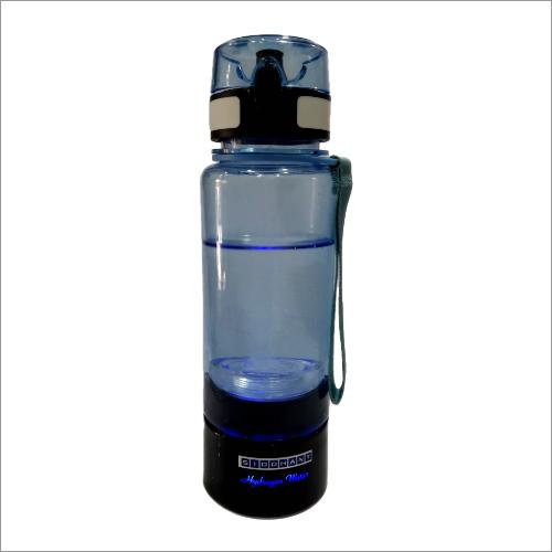 Black Hydrogen Water Bottle