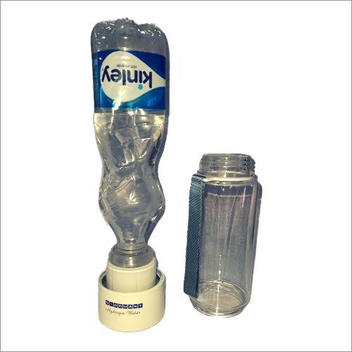 White Hydrogen Water Bottle