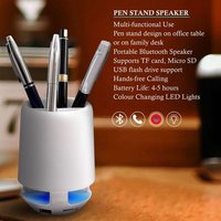 Pen Stand Bluetooth Speaker