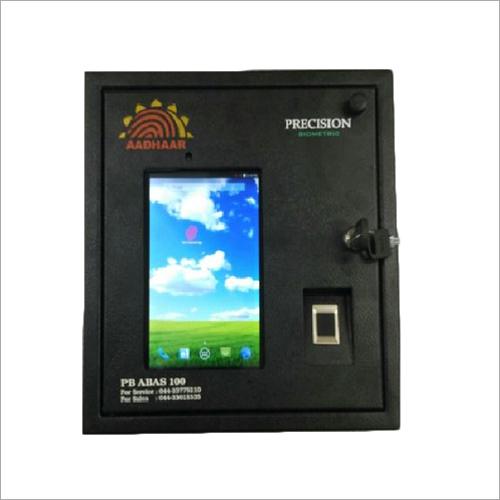 Precision PB ABAS 100-1 Biometric Machine