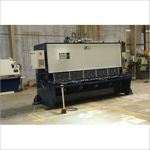 Mild Steel NC Hydraulic Shearing Machine