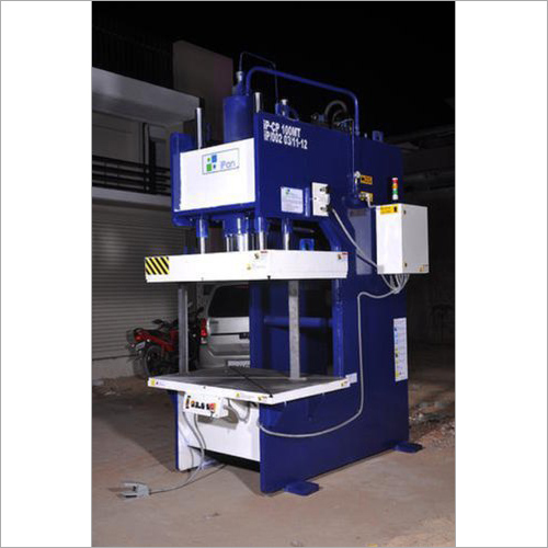 C Type Punching Machine