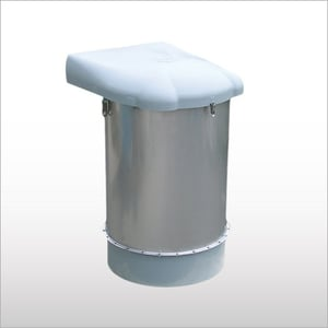 Silo Top Mounted Filter
