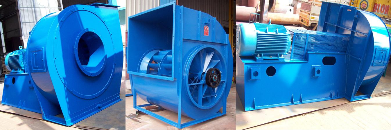 ICEBERG Industrial Fan