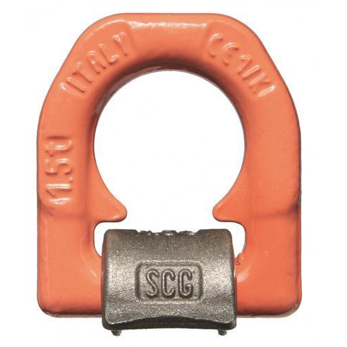Weld Type Double Base Lifting Ring