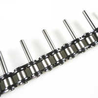 One Sided Extended Pin Chain
