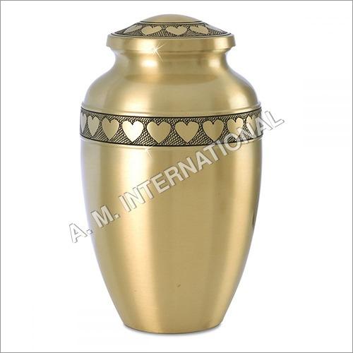 Cremation Urns Brass